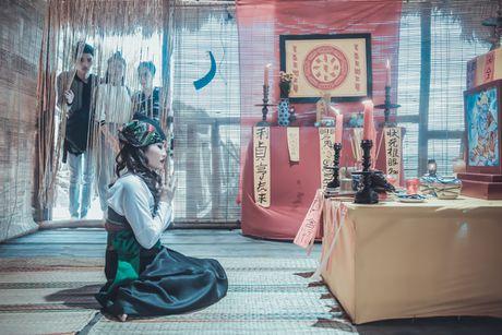Truong Quynh Anh, Hoa Minzy tim den Le Thi Dan xin giai han? - Anh 3