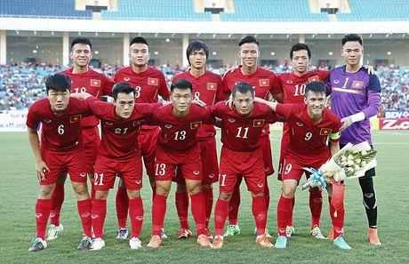 Truc tiep DT Viet Nam – DT Indonesia: Tuan Anh vang mat, Xuan Truong san sang cho man trinh dien - Anh 1