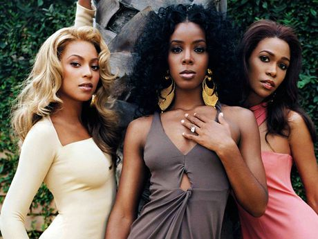 Destiny's Child bat ngo tai hop tren Instagram - Anh 1