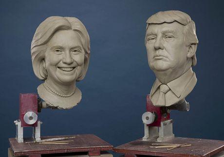 Tuong sap Trump – Clinton: Thua tran dong nghia voi 'mat dau' - Anh 2