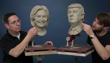 Tuong sap Trump – Clinton: Thua tran dong nghia voi 'mat dau' - Anh 3