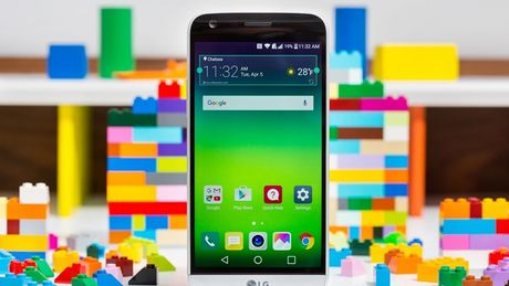 LG bat dau phat hanh Android 7.0 Nougat cho smartphone G5 - Anh 1