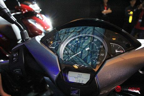 Chi tiet Honda SH moi vua ra mat tai Viet Nam - Anh 7