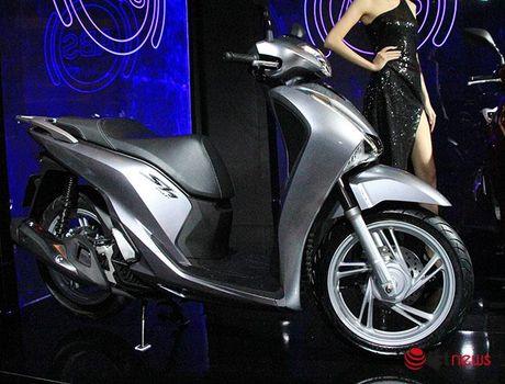 Chi tiet Honda SH moi vua ra mat tai Viet Nam - Anh 8