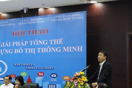 Chuyen gia quoc te tu van mo hinh xay dung thanh pho thong minh cho Da Nang - Anh 2