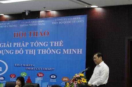 Chuyen gia quoc te tu van mo hinh xay dung thanh pho thong minh cho Da Nang - Anh 3