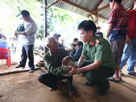 Tinh phoi hop Bo Cong an lam ro vu Long Son - Anh 1