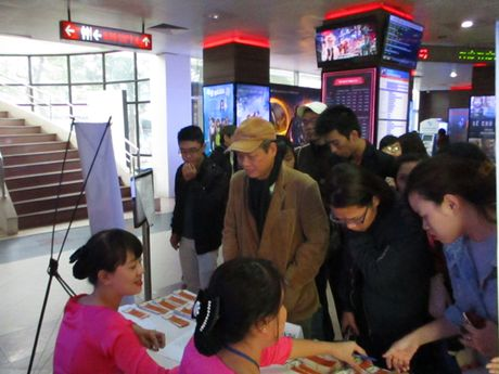 Lien hoan phim quoc te Ha Noi lan 4: Tren duong khang dinh thuong hieu - Anh 1