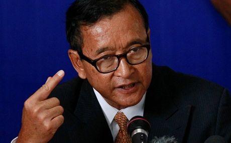 Toa an Campuchia phat tien thu linh doi lap Sam Rainsy - Anh 1