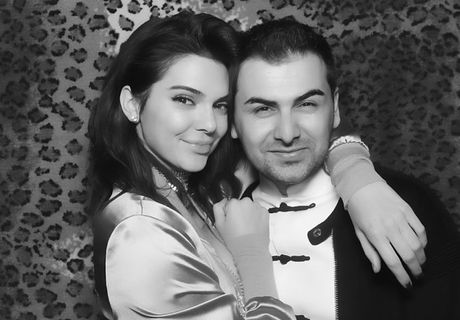 Trieu phu tang xe Rolls-Royce cho sieu mau Kendall Jenner - Anh 1
