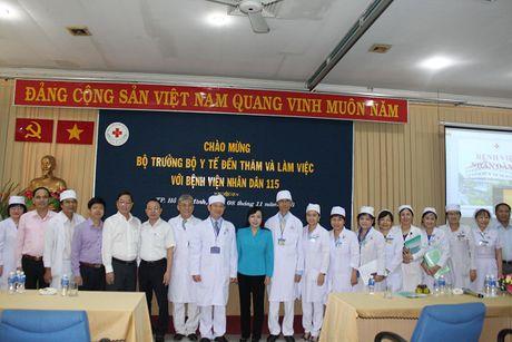 Su hai long cua nguoi benh la trung tam doi moi chat luong benh vien - Anh 2