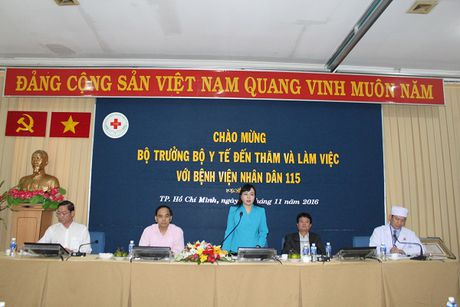 Su hai long cua nguoi benh la trung tam doi moi chat luong benh vien - Anh 3