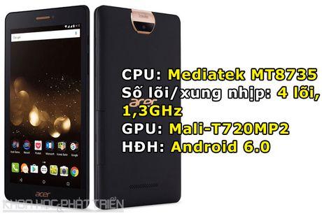 Tablet gia re, camera 13 MP vua len ke o Viet Nam - Anh 1