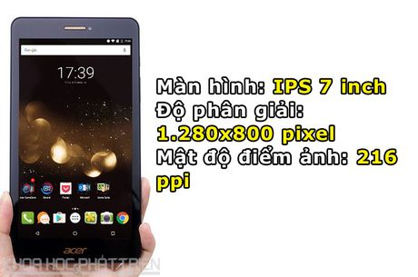 Tablet gia re, camera 13 MP vua len ke o Viet Nam - Anh 5