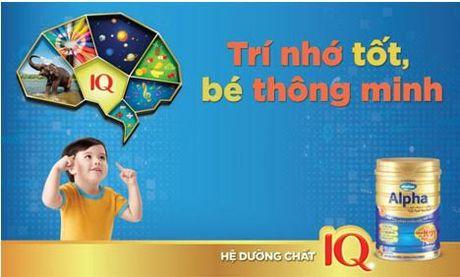 Vinamilk cung Hoi Nhi khoa Viet Nam to chuc Hoi thao 'Tang cuong tri nho va phat trien tri nao cho be' - Anh 1