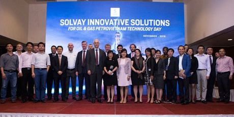 Solvay Innovation Day 2016 danh cho DN dau khi Viet Nam - Anh 2