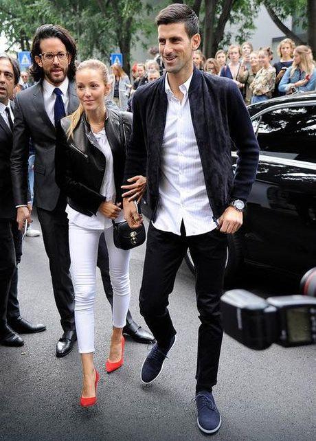 Djokovic mat ngoi so 1: Dieu gi dang xay ra voi vo chong Nole? - Anh 3