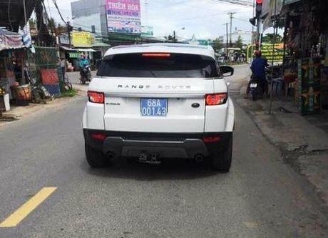 Vu xe Range Rover bien xanh: Bi thu Nguyen Thanh Nghi noi gi? - Anh 1