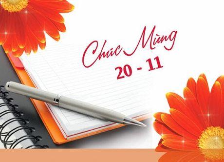 20/11: Nhung bai tho tang thay co hay va y nghia nhat - Anh 1