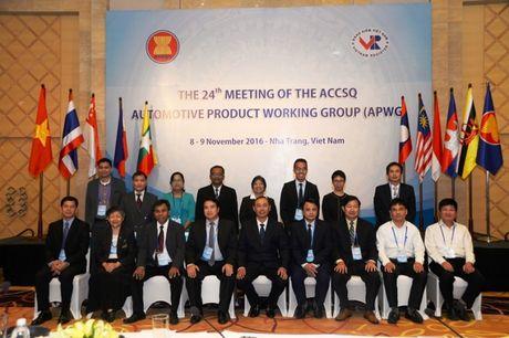 ASEAN sap cong nhan lan nhau ve chung nhan kieu loai oto, xe may - Anh 1