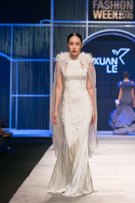 Vietnam International Fashion Week Thu Dong 2016 & Top 7 BST Dep chon - Anh 24