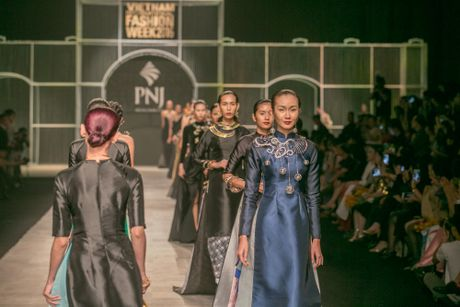 Vietnam International Fashion Week Thu Dong 2016 & Top 7 BST Dep chon - Anh 40