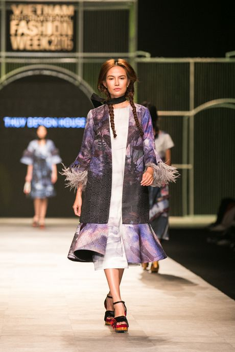 Vietnam International Fashion Week Thu Dong 2016 & Top 7 BST Dep chon - Anh 57