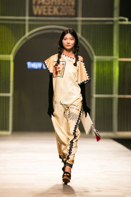 Vietnam International Fashion Week Thu Dong 2016 & Top 7 BST Dep chon - Anh 60