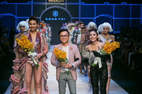 Vietnam International Fashion Week Thu Dong 2016 & Top 7 BST Dep chon - Anh 71