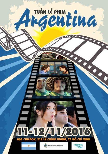 Tuan le phim Argentina tai TP HCM - Anh 2