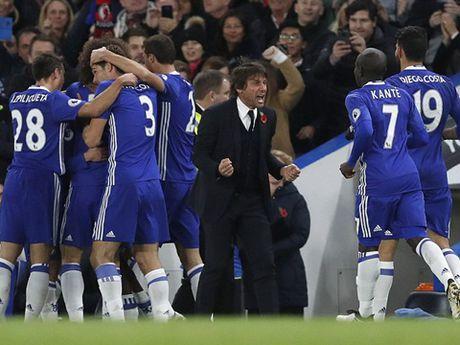 GOC MARCOTTI: Chelsea da 3-4-3 hay nhat, Arsenal tai phat 'benh cu' - Anh 3