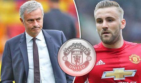 Jose Mourinho lai dung 'nghe thuat hac am' o vu chi trich Smalling, Shaw - Anh 1