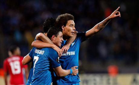 Axel Witsel xac nhan se dau quan cho Juventus - Anh 2