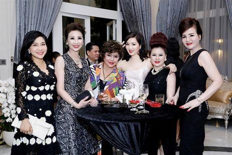 Can canh can biet thu trieu do cua Hoa hau Giang My - Anh 1