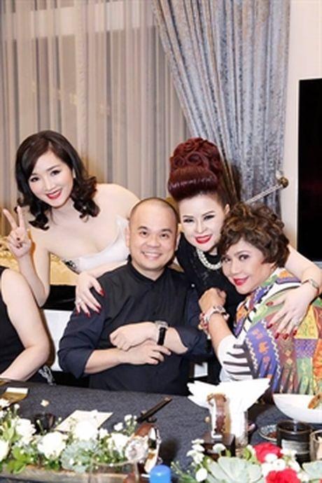 Can canh can biet thu trieu do cua Hoa hau Giang My - Anh 5