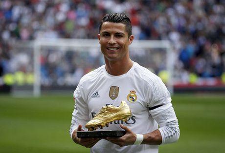 The thao 24h: Ronaldo gia han hop dong voi Real den nam 2021 - Anh 1