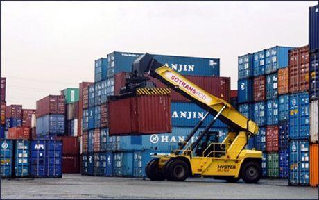 Hanjin pha san - Hon 4.000 container dang o cang Viet Nam - Anh 1