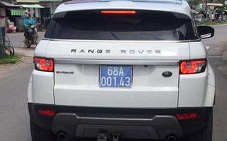 Dai bieu Quoc hoi noi ve viec UBND tinh Kien Giang muon xe Range Rover - Anh 2