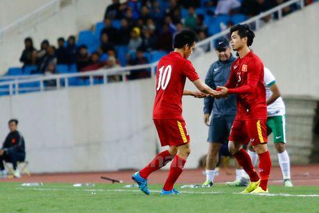Cong Phuong ghi ban dau tien cho tuyen Viet Nam sau 8 thang cho doi - Anh 2