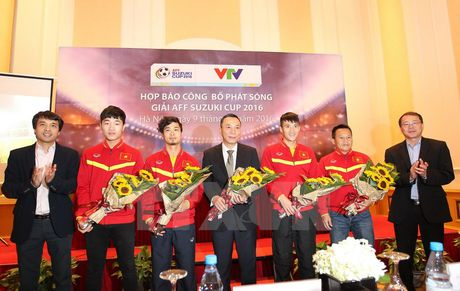 Cac tran dau AFF Suzuki Cup 2016 deu duoc phat song o Viet Nam - Anh 1