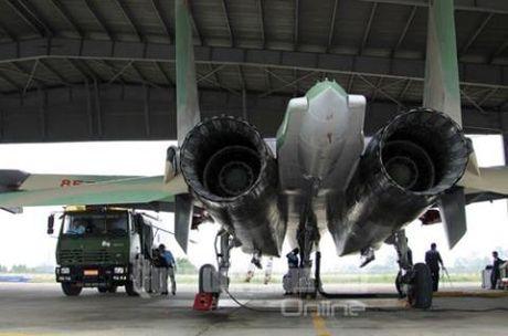 Ba buoc chuan bi bay it biet cua Su-30 Viet Nam - Anh 3