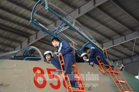 Ba buoc chuan bi bay it biet cua Su-30 Viet Nam - Anh 7
