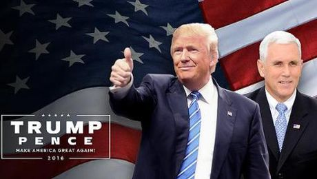 Bau cu My 2016: Ong Donald Trump, ben thang cuoc toan dien - Anh 1