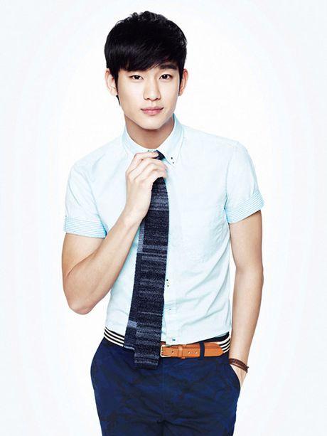 Kim Soo Hyun gay soc khi dong canh 'yeu' trong phim 19+ - Anh 1