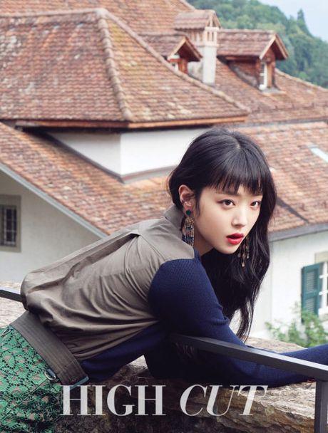 Kim Soo Hyun gay soc khi dong canh 'yeu' trong phim 19+ - Anh 5