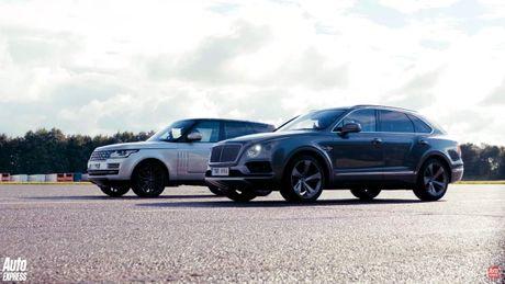 Bentley Bentayga do suc Range Rover - Anh 1