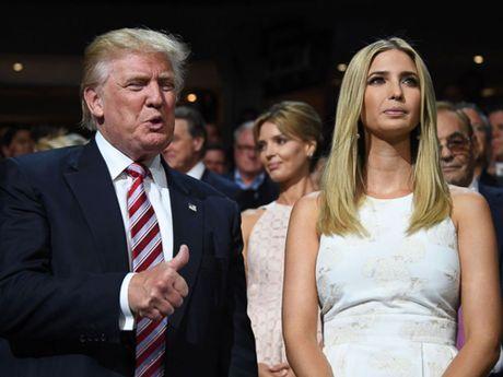Con gai ty phu Donald Trump duoc dan mang lung suc - Anh 7