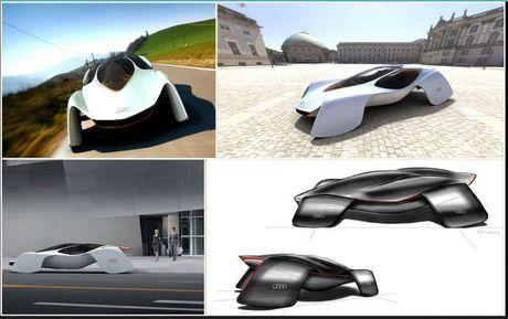 Top 15 mau xe concept chung ta se som duoc trai nghiem (P2) - Anh 4