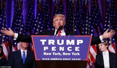 Donald Trump lam Tong thong, quan he Viet – My co thay doi? - Anh 1