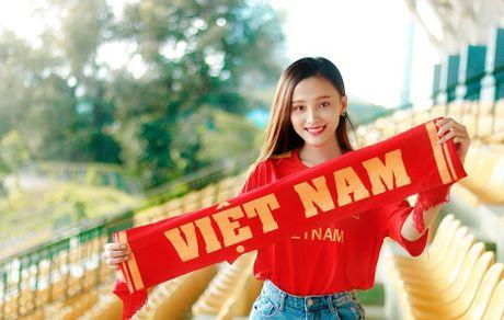 Nu CDV Can Tho ham nong tran giao huu cua DT Viet Nam - Anh 3